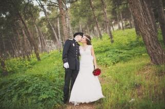Fotografía emocional y Artística de boda en Jaén