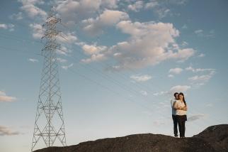 Fotografía actual de pareja y boda Puertollano Ciudad Real