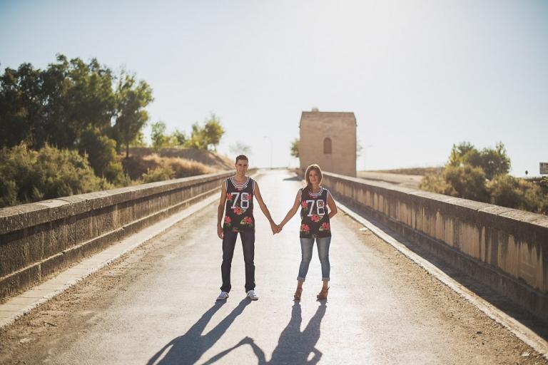 Preboda fotografía emotiva y artistica de boda Jaén
