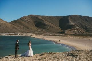 Fotos de boda cabo de Gata