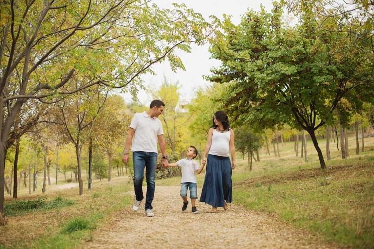 Fotos embarazada Jaén