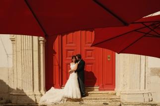 Fotografía internacional de boda Lisboa